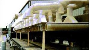 Fiberglass Piping System