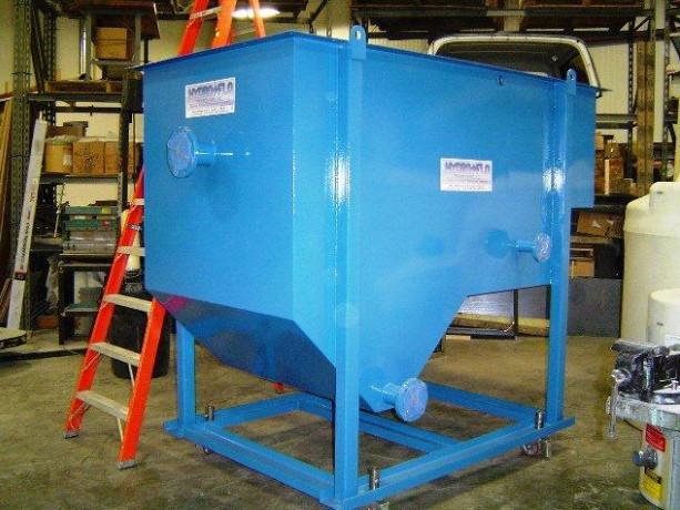 Fiberdome Fiberglass Oil-Water Separator