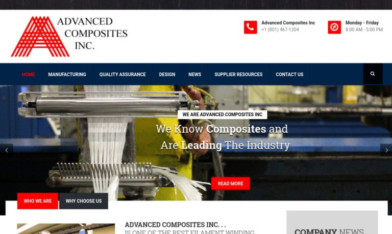 Advanced Composites, Inc.