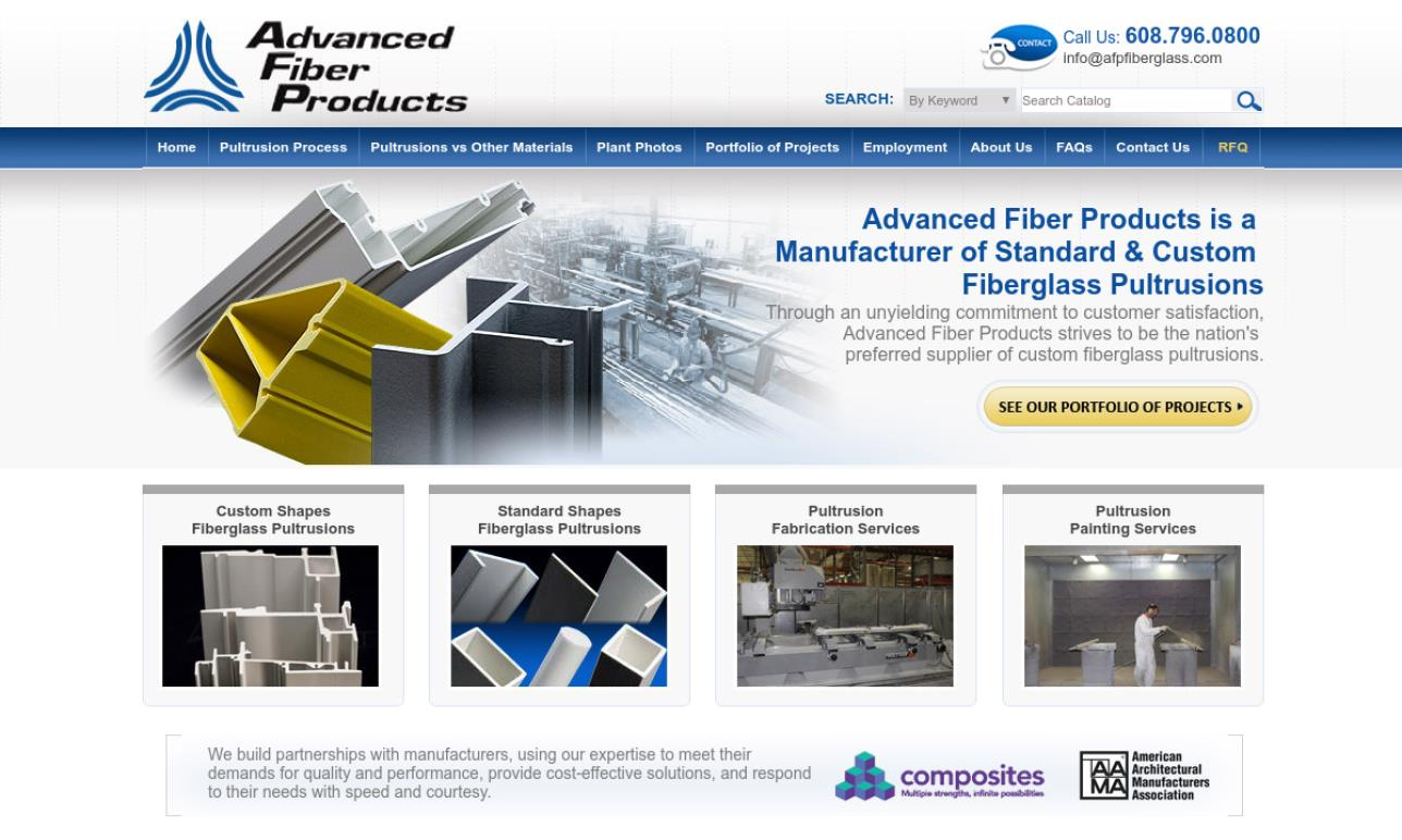 Advanced Fiber Products