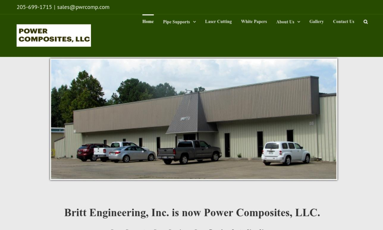 Britt Engineering, Inc.