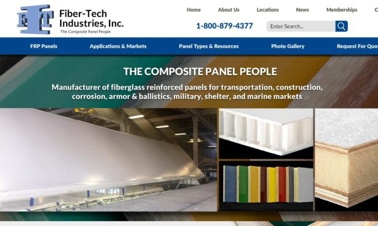 Fiber-Tech Industries, Inc.