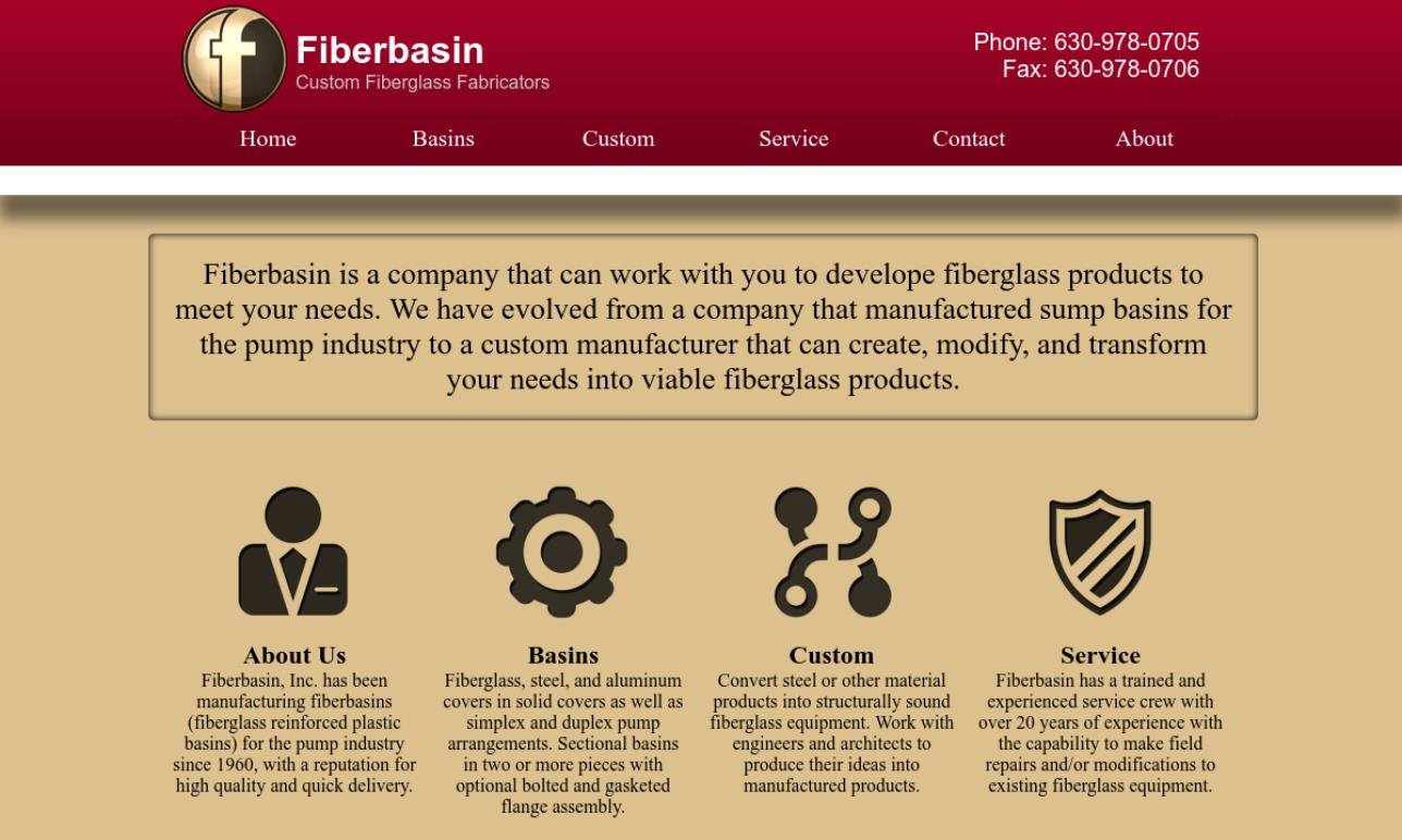 Fiberbasin, Inc.