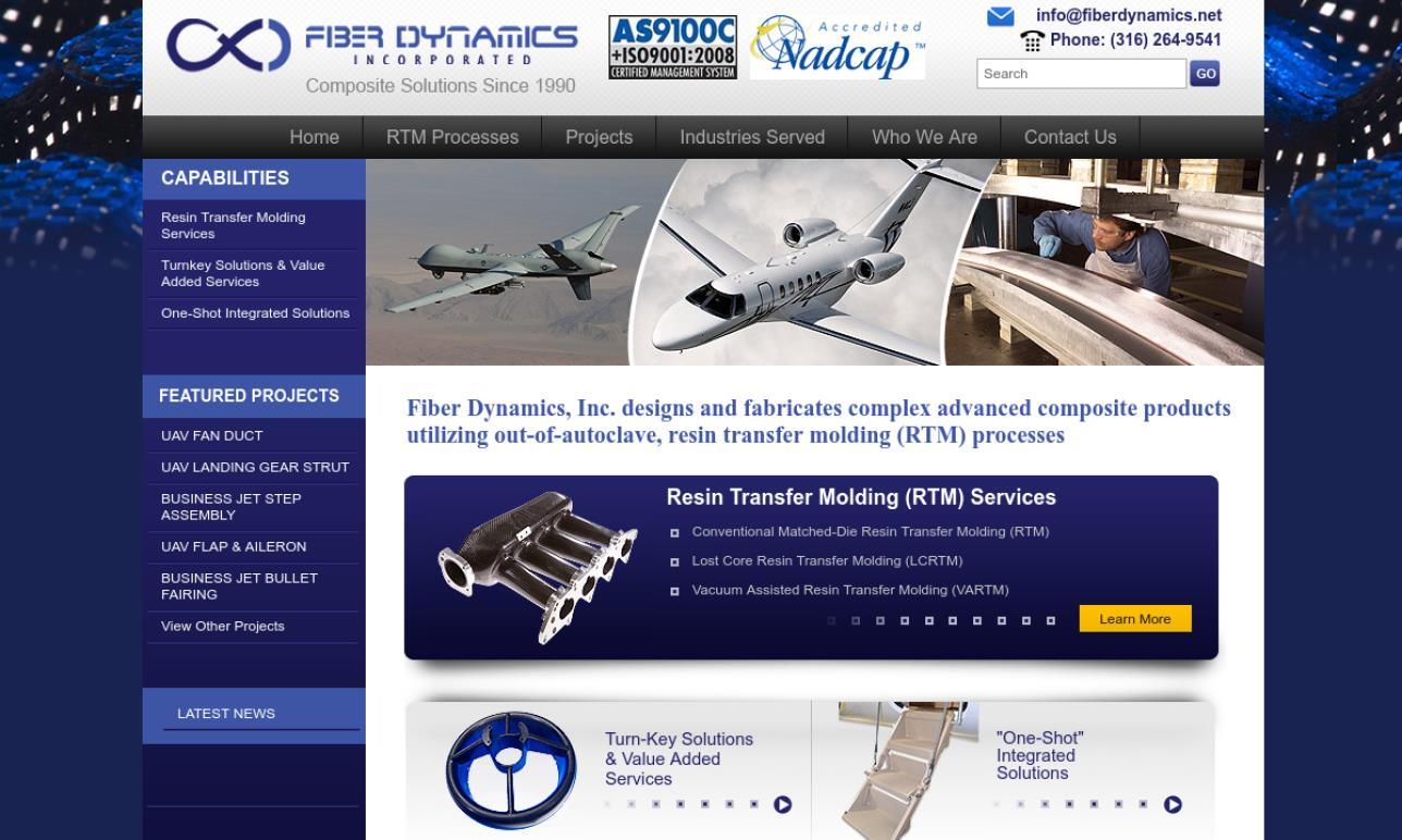 Fiber Dynamics, Inc.