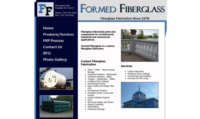 Formed Fiberglass Co., Inc.