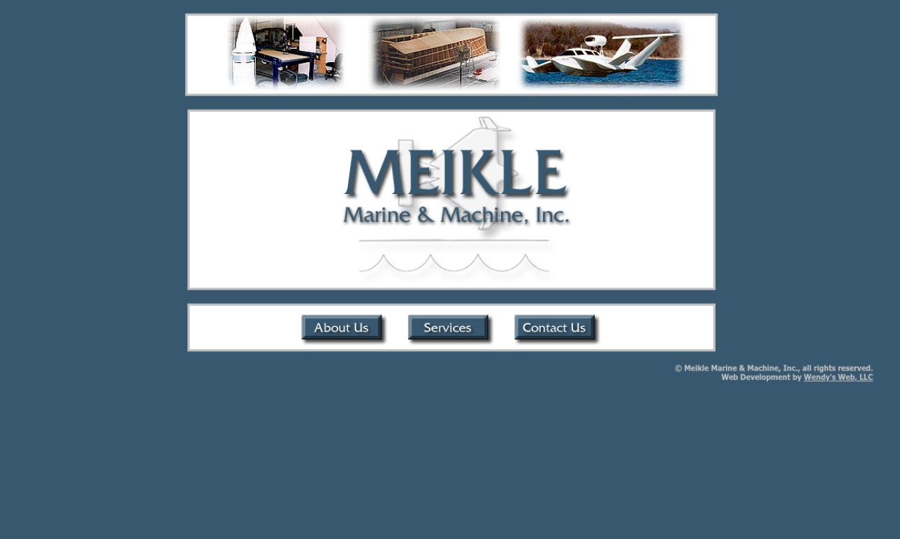 Meikle Marine & Machine, Inc.