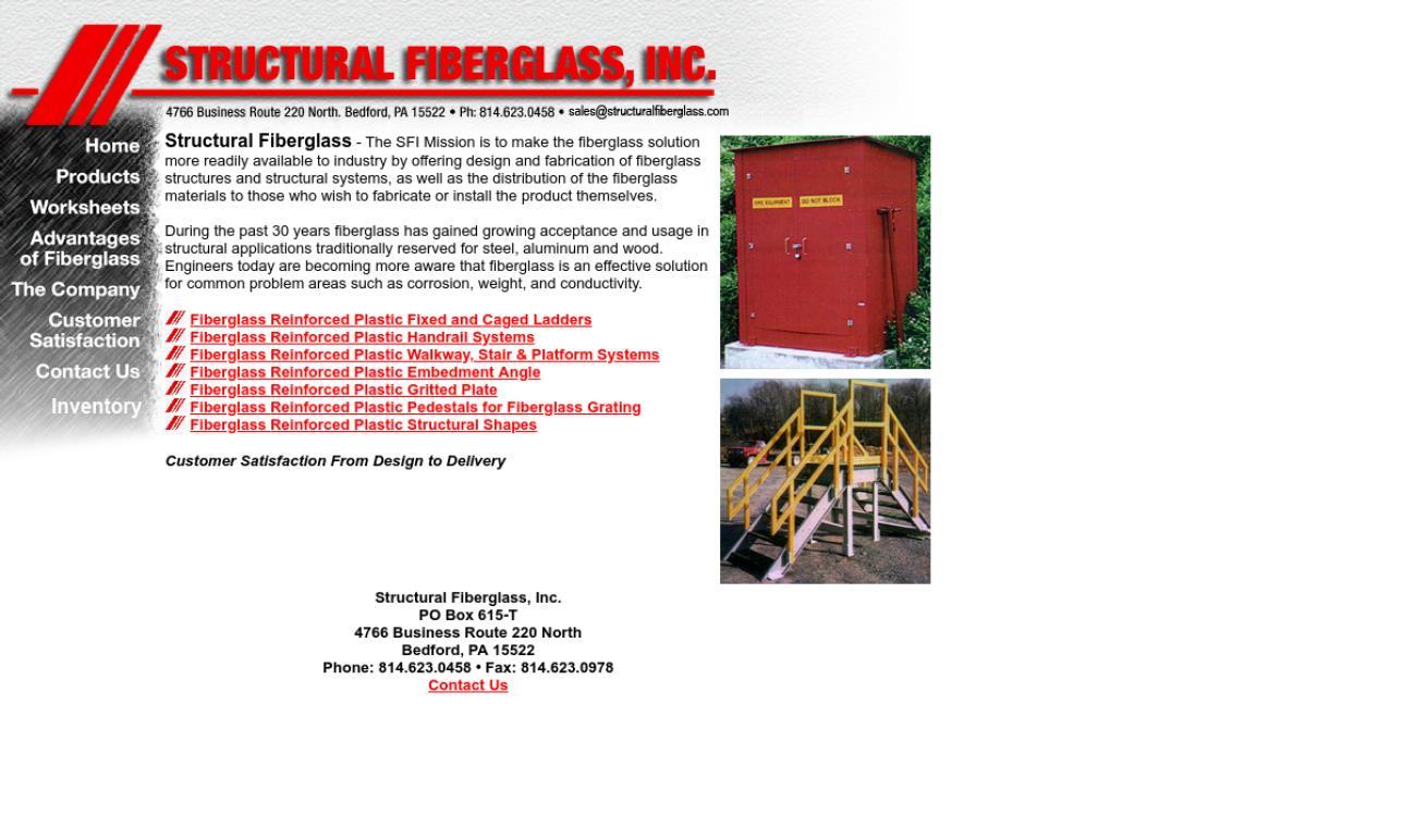 More Fiberglass Fabrication Company Listings