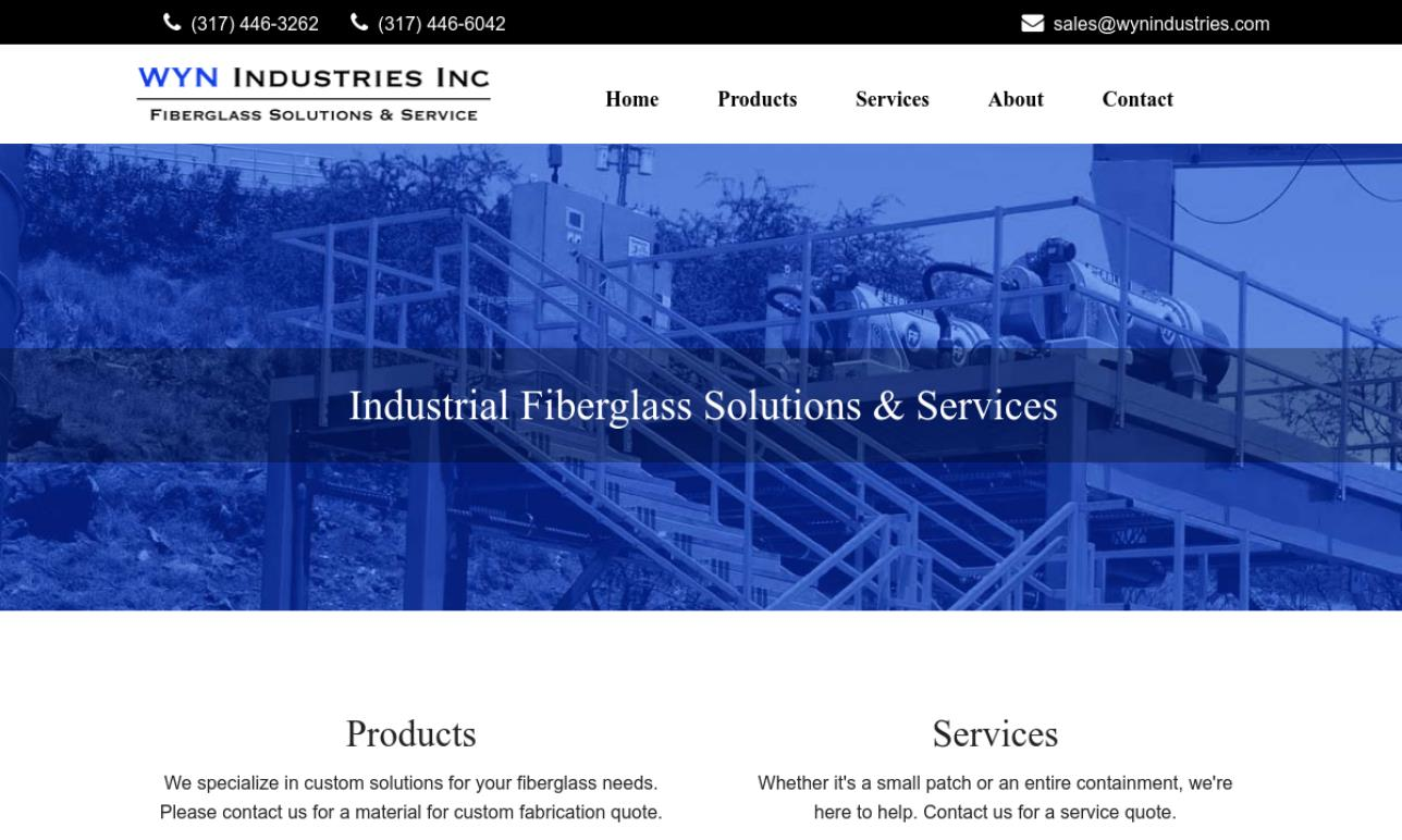 More Fiberglass Fabrication Company Listings