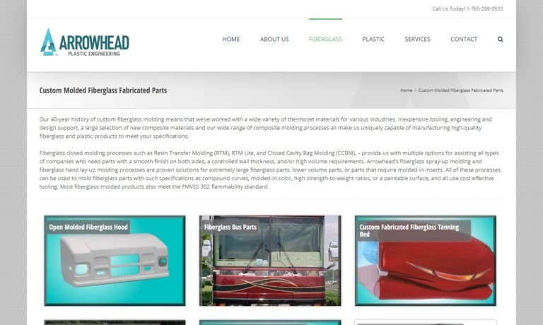 Arrowhead Plastic Engineering, Inc.