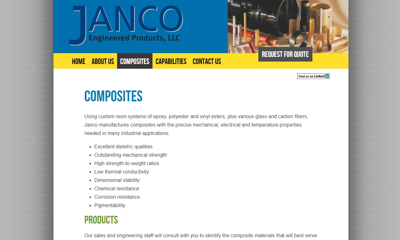 Janco Engineered Products